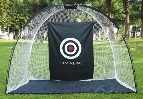Silverline Golfnetz 2021 Practice Net Outdoor