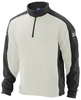 Mizuno Windlite Fleece stone/black