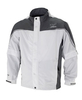 Mizuno Impermalite Rain Jacket White/Charocal