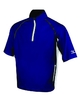Mizuno Impermalite Flex Short Sleeve Raintop Royal White