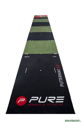 Pure2Improve Putting Matte 0,65 m x 5 m