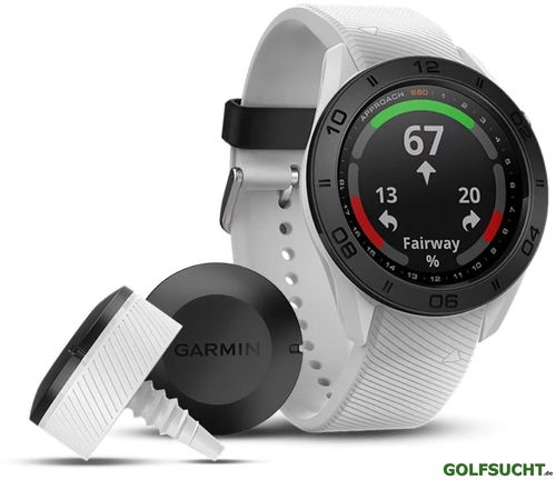 Garmin Approach CT10 - 3 Sensoren