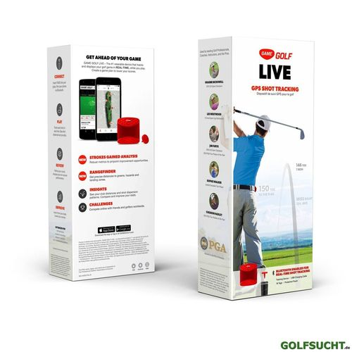 Game Golf Live Golfrunden Tracking