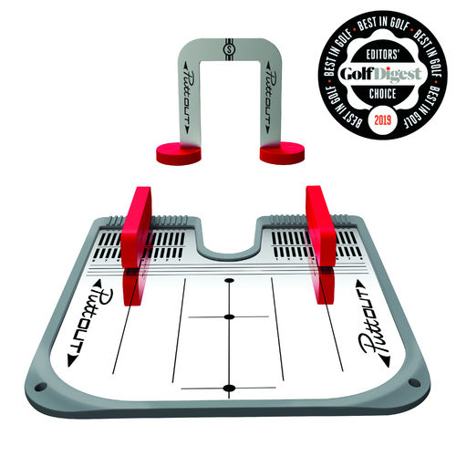 PuttOUT Putting Mirror Trainer with Gates